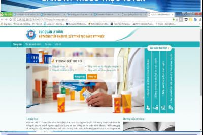 Yêu cầu hồ sơ kỹ thuật trong đăng ký thuốc