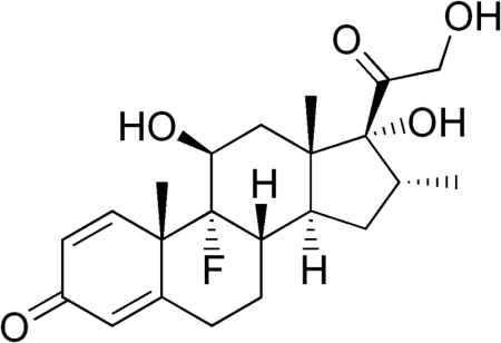 Glucocorticoid