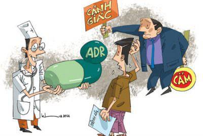 Phản ứng có hại của thuốc ADR