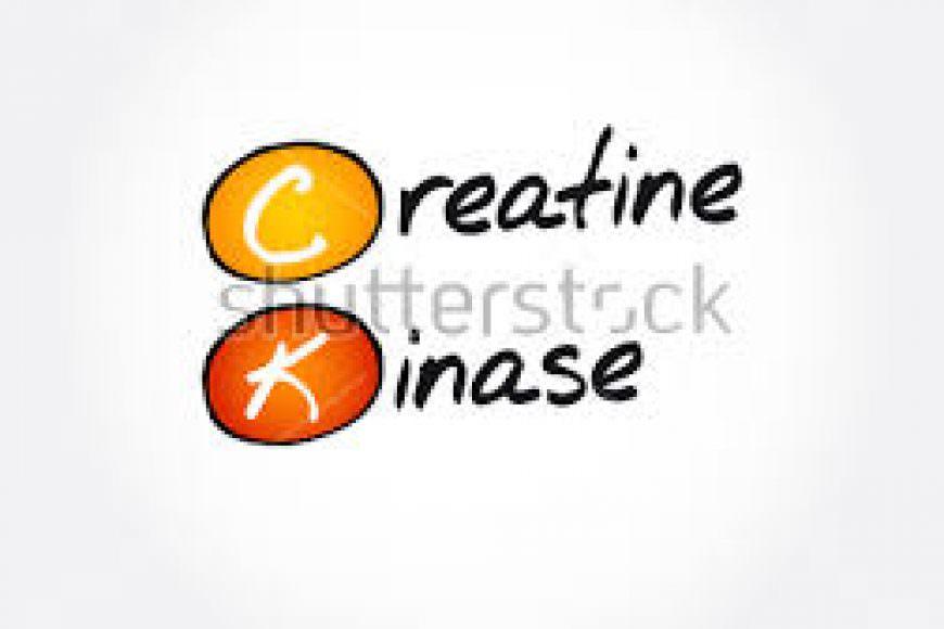 Xét nghiệm về enzym Creatinikinase