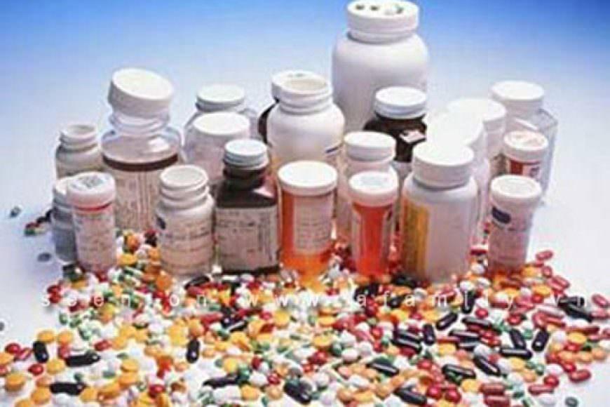Các nhóm thuốc sử dụng trong điều trị dị ứng thuốc