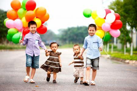 glucocorticoid tác dụng lên trẻ em