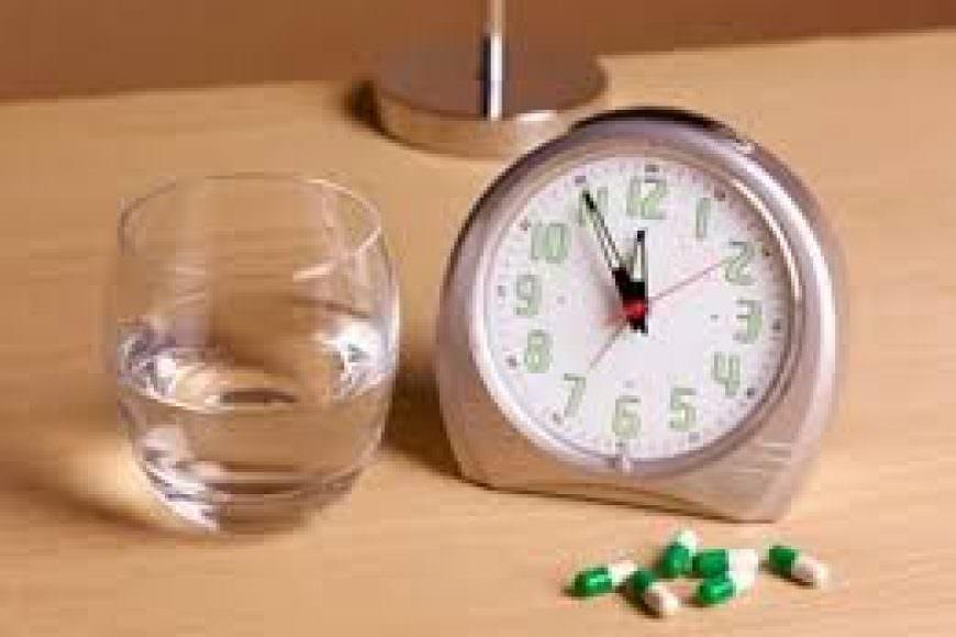 Các yếu tố quyết định thời điểm uống thuốc trong ngày