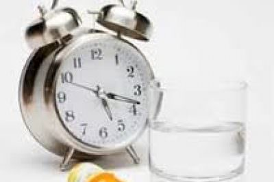 Các thời điểm uống thuốc