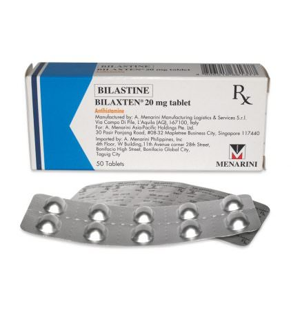 Thuốc Bilaxten