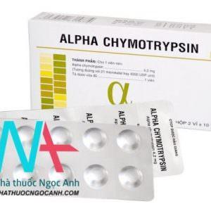 Alpha Chymotrysin
