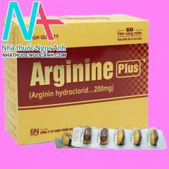 Hộp thuốc Arginin