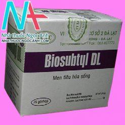 Hộp thuốc Biosubtyl DL