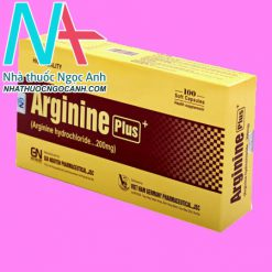 Sản phẩm Arginin