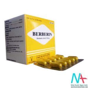 thuốc Berberin 100mg