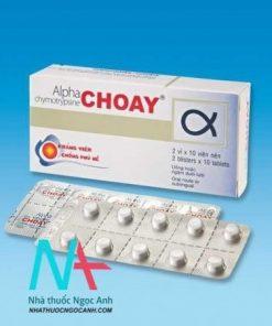 Thuốc Alpha Choay Sanofi