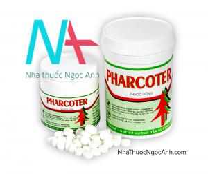 thuốc pharcoter giảm đau