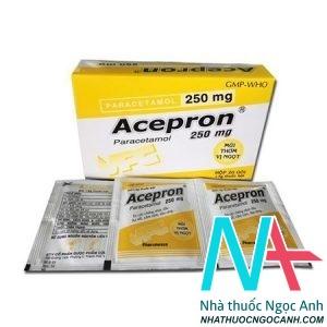 Acepron 250mg