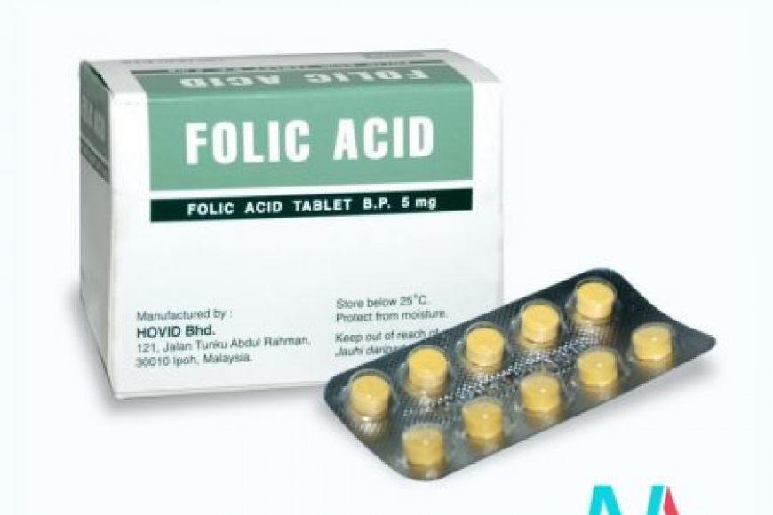 Thời gian bổ sung ACID FOLIC có vai trò rất quan trọng trong thai kỳ