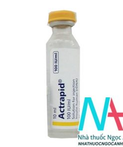 Actrapid 10ml