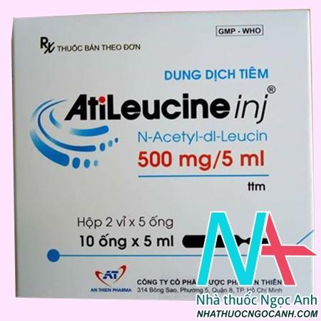 Thuốc Atileucine inj