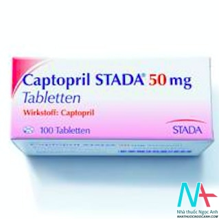 Captoril 50mg