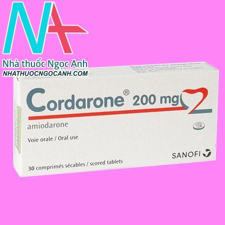 Thuốc Cordarone 200