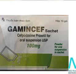 GAMINCEF SACHET