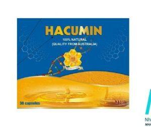 TPCN HACUMIN - chống oxy hóa, phục hồi sức khỏe