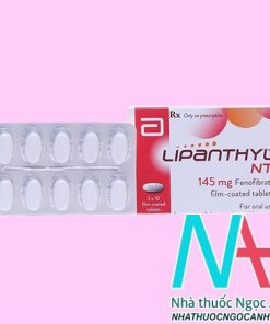 LIPANTHYL NT 145mg
