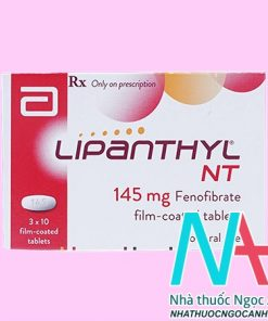 Thuốc Lipanthyl 145 mg