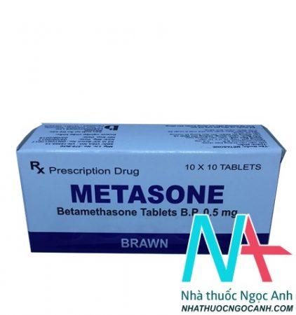 Metasone