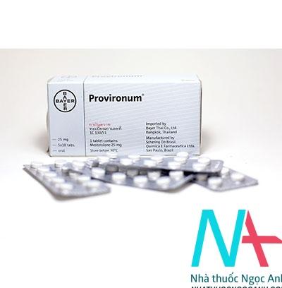 thuốc Provironum