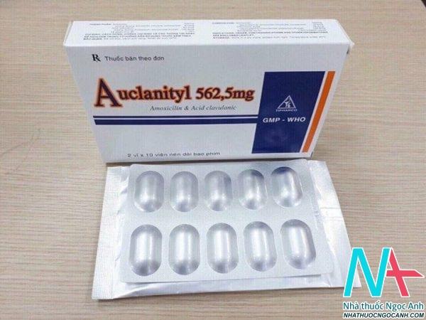 Auclanityl