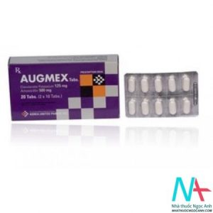 AUGMEX 625 mg