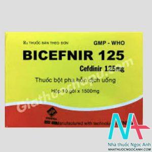BICEFNIR 125mg