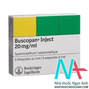 Buscopan 20mg