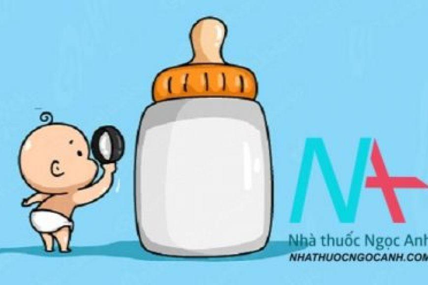 Ảnh hưởng của chế độ ăn của mẹ đến chất lượng sữa