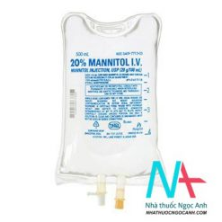 Mannitol 500 ml