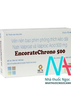 thuốc encorate chrono 500mg