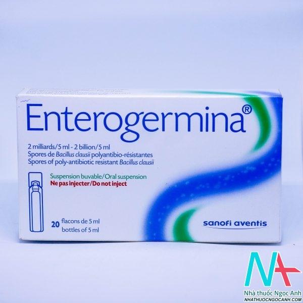 Thuốc Enterogermina