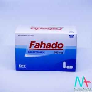 Thuốc Fahado