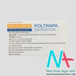 giá thuốc Poltrapa
