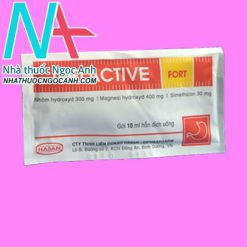 Gói thuốc Gelactive Fort