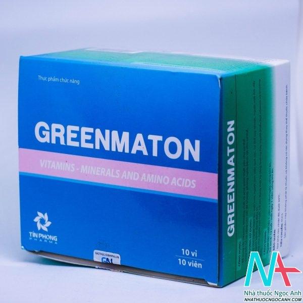 Greenmaton