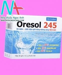 Hộp Oresol
