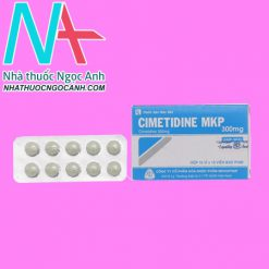 Hộp thuốc Cimetidine
