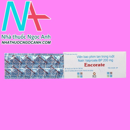 Hộp thuốc Encorate