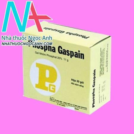 Hộp thuốc Phospha gaspain