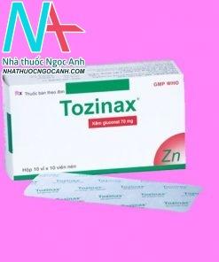 Hộp thuốc Tozinax
