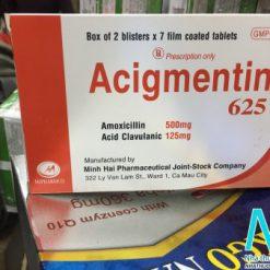 Acigmentin