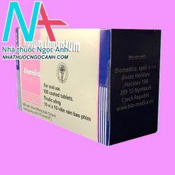 Thuốc Kalium Chloratum
