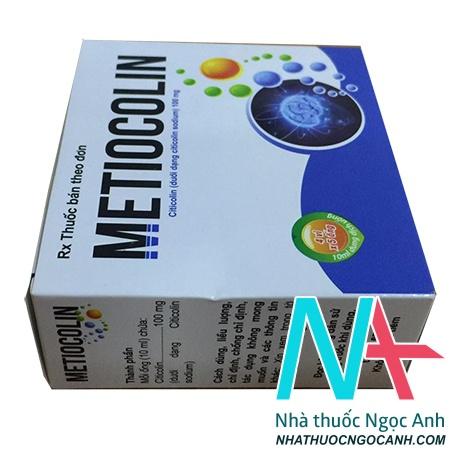 ThuốcMetiocolin