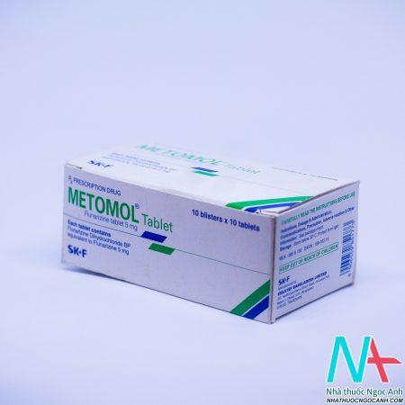 Thuốc Metomol