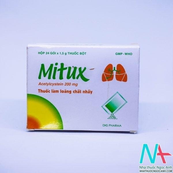 thuốc Mitux